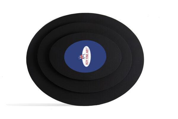 Oval Black (4)